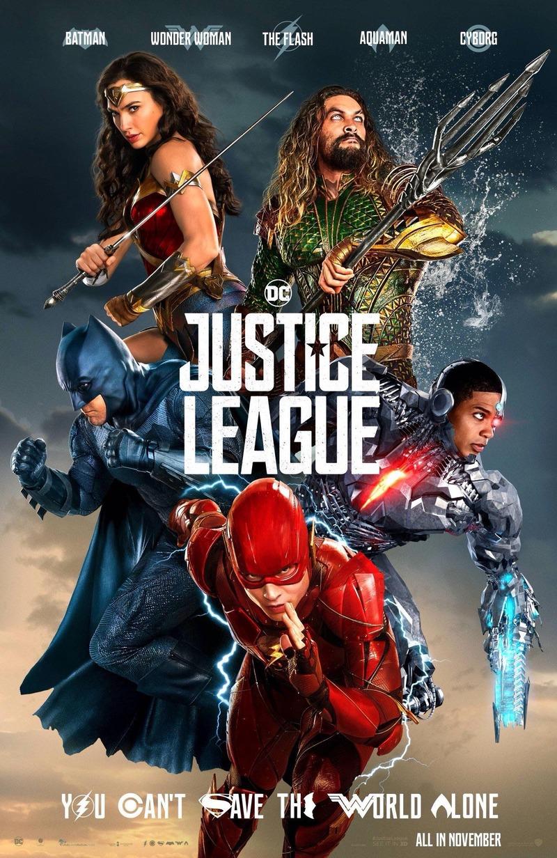 Next Entertainment: Justice League Review