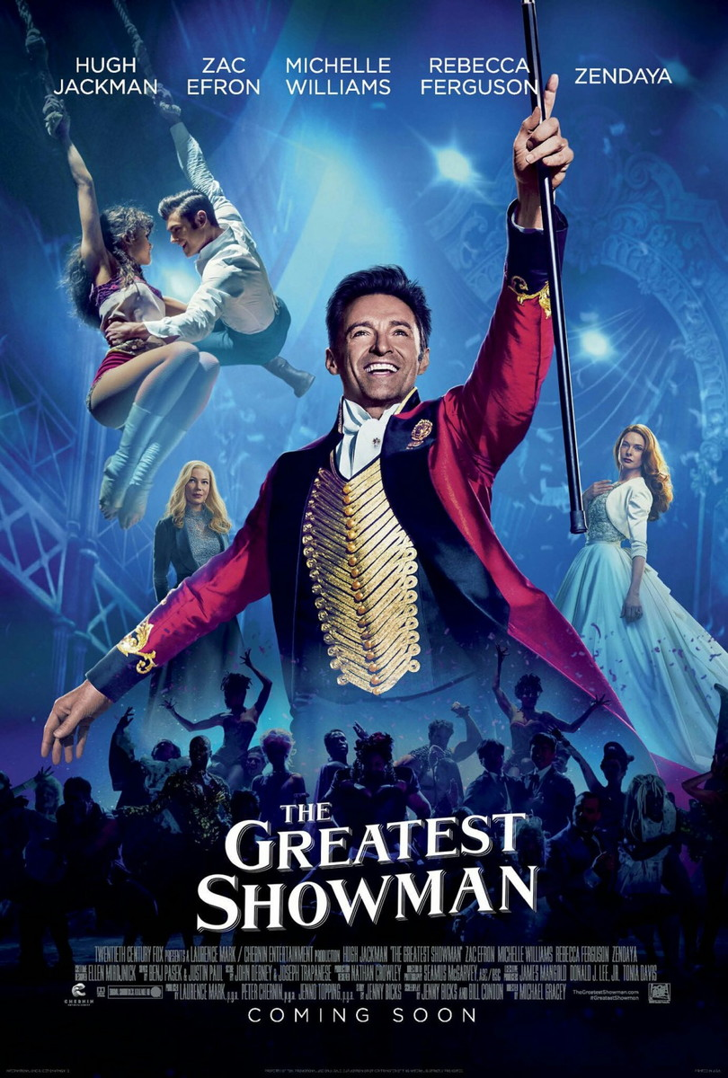 Next Entertainment: The Greatest Showman Review