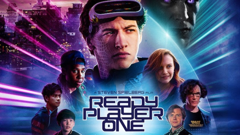 Next Entertainment: Ready Player One Review