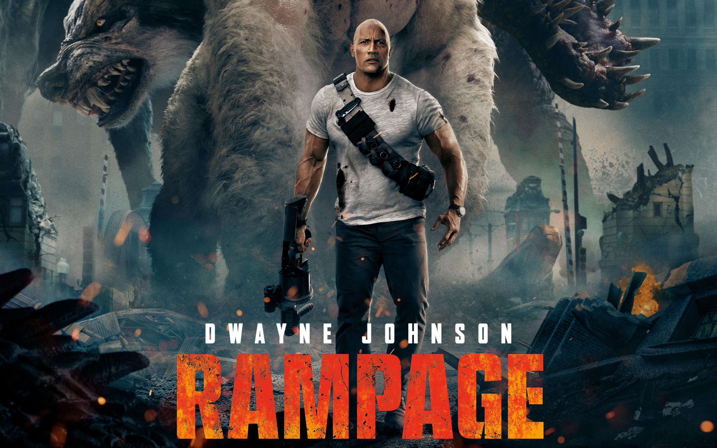 Next Entertainment: Rampage Review