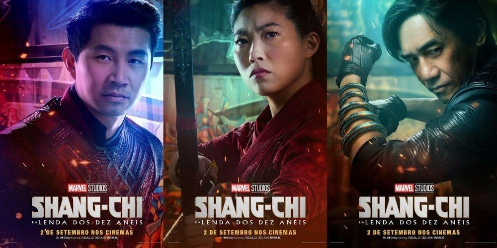 "CHRIS JORDAN MEDIA's PREMIERE SELECT ""Shang-Chi and the legend of The Ten Rings"""